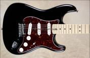 Fender American Standard Stratocaster Prototype Strat Black Guitar
