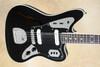 Fender Special Edition Thinline Jaguar Black Semi-Hollow Body Guitar