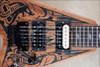 Jackson USA Custom Shop 2011 NAMM Carved Mahogany Randy Rhoads Electric Guitar