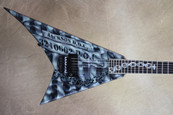 Jackson USA Custom Shop Randy Rhoads RR1 Department Of Corrections Electric Guitar