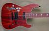 Jackson USA Custom Shop Korina Bloodwood Dagger SL2HT Soloist Guitar