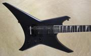 Jackson USA Custom Shop WR1 Warrior Satin Black Guitar