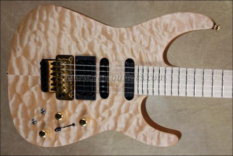 Jackson USA Signature Series Jackson PC1 PHIL COLLEN Au Natural Electric Guitar