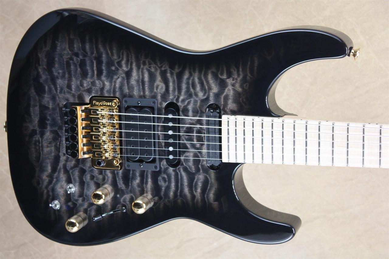 jackson usa signature series jackson pc1 phil collen mocha electric guitar cmc custom metal. Black Bedroom Furniture Sets. Home Design Ideas