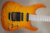 Jackson USA Signature Series Jackson PC1 PHIL COLLEN Solar Electric Guitar