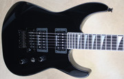 Jackson USA Select Series Jackson SL2H Soloist Black Electric Guitar