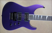 Jackson USA Select Series SL2H Soloist Pavlo Purple Guitar