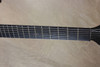 Jackson USA Barritone B7MG Soloist 7 String Satin Black Guitar