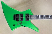 Jackson USA Select Series KE2 Kelly Absinthe Frost Electric Guitar