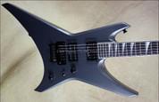 Jackson USA Select Series WR1 Warrior Gun Metal Grey Electric Guitar