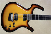 Parker USA Fly Select Artist 3 Tone Sunburst Guitar