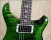 PRS Paul Reed Smith Custom 22 Jade 10 Top Guitar
