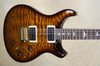 PRS Paul Reed Smith Custom P22 Piezo 10 Top Quilt Black Gold Burst Guitar