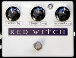 Red Witch Deluxe Moon Phaser Tremelo Guitar Effects Pedal