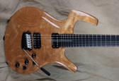 Parker Fly Mojo Natural Mahogany Electric Acoustic Guitar