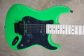 Charvel USA Production Model So-Cal Style 1 Slime Green Electric Guitar
