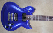 Washburn USA Custom Shop WI570 Idol Metallic Blue Electric Guitar