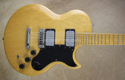 Gibson Vintage 1975 L6 Natural Guitar w/OHSC