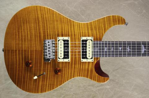 PRS Paul Reed Smith SE Custom 24 Vintage Yellow Guitar