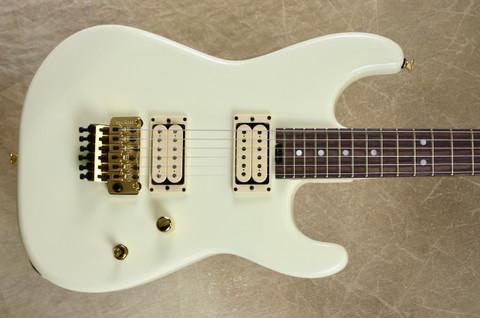 Charvel USA San Dimas Custom Shop Vanilla Shake Guitar