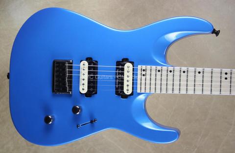 Jackson Pro Series DK2MHT Dinky Blue Glow Guitar