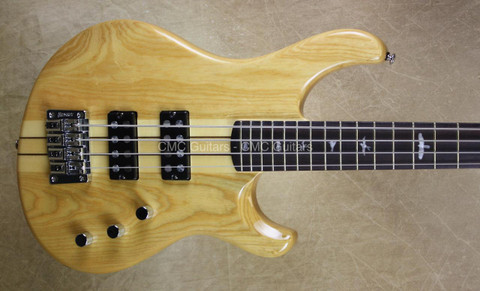 Paul Reed Smith PRS SE Kingfisher Bass Guitar Natural
