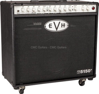 EVH 5150 III Combo 50w 1x12 Black Guitar Amplifier