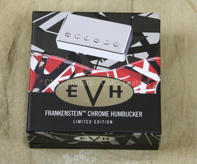 EVH Frankenstein Limited Edition Chrome Nickel Covered Humbucker Pickup