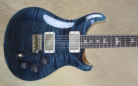 PRS Paul Reed Smith DGT David Grissom Custom Color Azul 10 Top Guitar