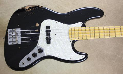 fender custom shop usa limited geddy lee 1972 relic jazz bass cmc custom metal classic guitars. Black Bedroom Furniture Sets. Home Design Ideas