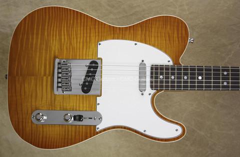 Fender Custom Shop NAMM American Custom Honey Burst Tele Guitar