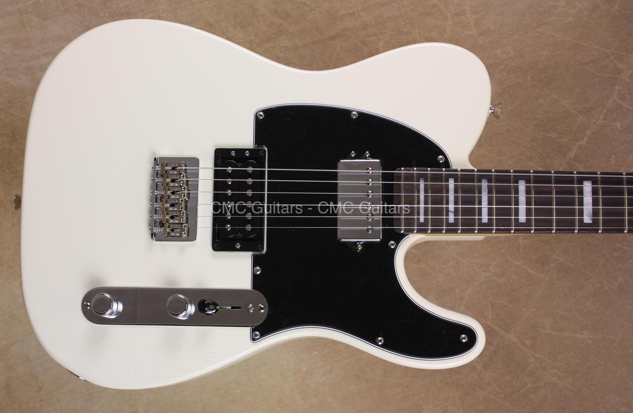 Fender Telecaster Hh >> Fender Limited Edition 10 For 15 American Standard Tele Hh