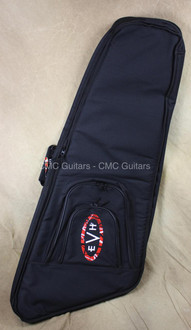 EVH Star Gig Bag, Black with Red Interior