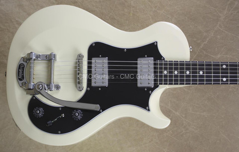PRS Paul Reed Smith S2 Starla Antique White Bigsby Guitar
