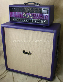 PRS Paul Reed Smith Limited Edition Archon 100w Plum Amp with 4x12 Matching Cabinet