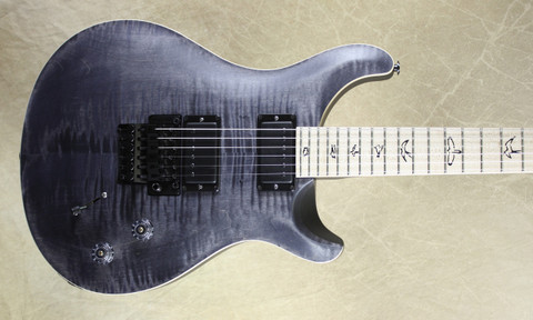 PRS Paul Reed Smith LTD DW Floyd CE24 Dustie Waring Grey Black Guitar