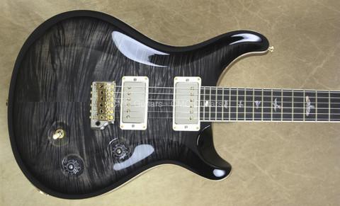 PRS Paul Reed Smith Limited 58/15 Custom 24 Charcoal Burst Artist Top Patt Reg Guitar