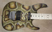 Charvel Pro Mod Warren DeMartini Signature Snake Guitar with FU Tone Upgrades