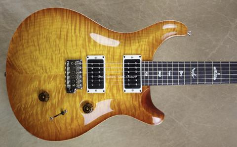 PRS Paul Reed Smith Custom 24 Vintage Sunburst 10 Top Guitar