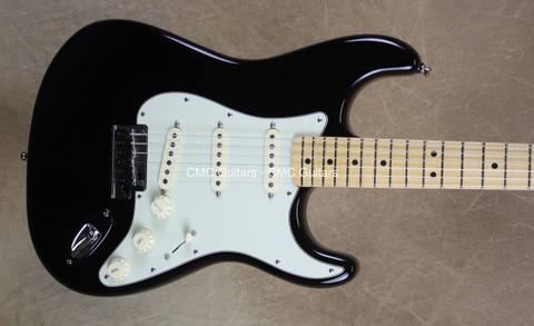 Fender American The Edge U2 Strat Stratocaster Black Signature Guitar