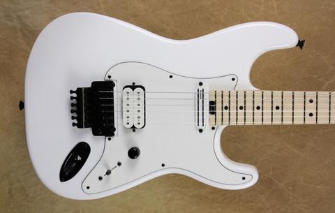 Charvel USA SoCal Custom Shop HS Snow White Guitar