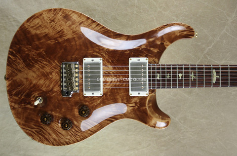 PRS Paul Reed Smith Private Stock DGT Crotch Grain Maple Top Guitar