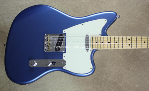 Fender 2016 LTD American Standared Tele Offset Telecaster Lake Placid Blue Guitar