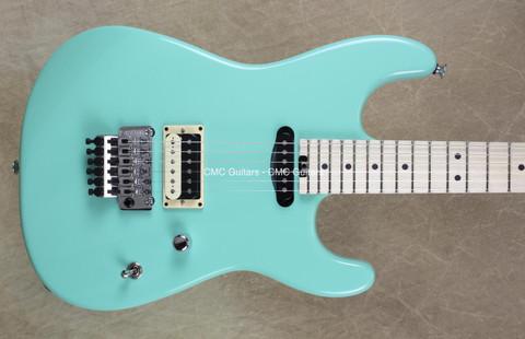 Charvel USA San Dimas Custom Shop HS Seafoam Green Guitar