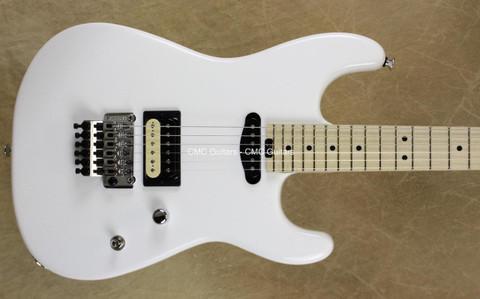 Charvel USA San Dimas Custom Shop HS Snow White Guitar