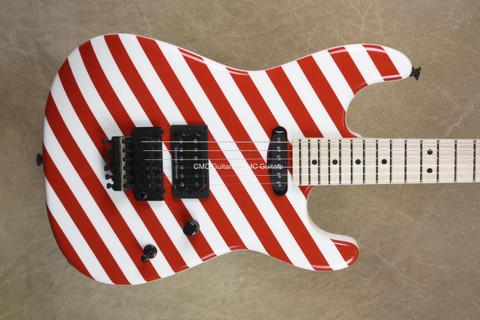 Charvel USA San Dimas Custom Shop HS Candy Striped Guitar