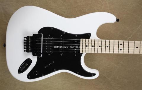 Charvel USA Select SoCal HSS Snow Blind Satin Guitar
