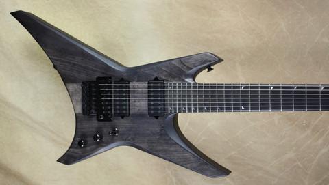Jackson USA Custom Shop LTD Signature Dave Davidson Warrior 7 String Guitar