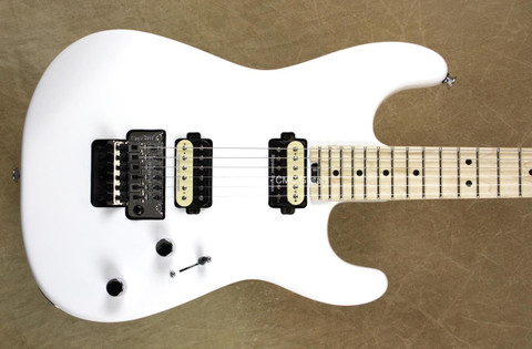 Charvel Pro Mod San Dimas Style 1 Snow White Guitar
