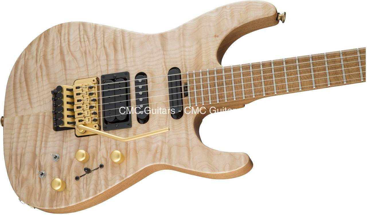 jackson usa signature pc1 phil collen satin au natural guitar cmc custom metal classic guitars. Black Bedroom Furniture Sets. Home Design Ideas